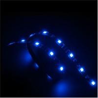 Akasa Vegas Mavi LED 60cm Silikonlu Yapışkanlı Işık Bandı (AK-LD02-05BL)