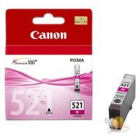 Canon CLI-521M Kırmızı Mürekkep Kartuş