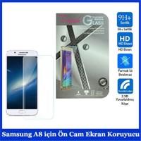 Ti-Mesh Samsung A8 İçin Ön Cam Ekran Koruyucu