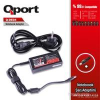 Qport Dell 90W 19.5V 4.62A 7.4*5.0 Dell Inspiron Notebook Adaptor-Pinli (QS-DE04)