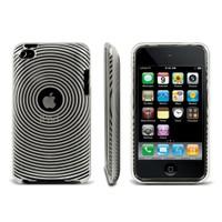Muvit Minigel flexy Waves 4. Nesil iPod touch Kılıfı Şeffaf 8690