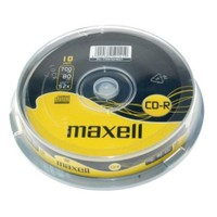 Maxell 52X 700MB 10'lu Cakebox CD-R