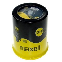 Maxell 52X 700MB 100'lü Cakebox CD-R