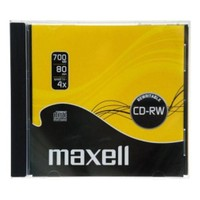 Maxell 12X 700MB Tek Kutu CD-RW (High Speed)