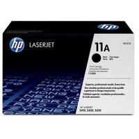 HP 11A 6000 Sayfa Kapasiteli Siyah Toner Q6511A