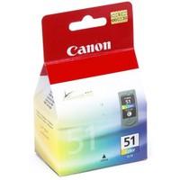 Canon CL-51 Yüksek Kapasite Renkli Kartuş