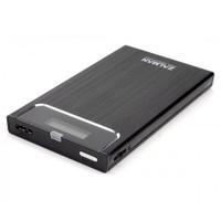 """Zalman ZM-VE350 Siyah 2,5"""" USB 3.0 Alüminyum Harici Harddisk Kutusu"""