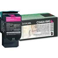 Lexmark C540A1MG Kırmızı Toner