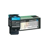 Lexmark C540A1CG 1000 Sayfa Kapasiteli Mavi Toner