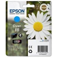 Epson T180240 XP202-205 (18) Mavi Kartuş