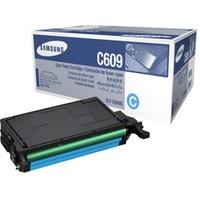 Samsung CLT-C609S 7000 Sayfa Kapasiteli Mavi Toner