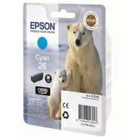 Epson T261240(26) XP600-700-800 Mavi Kartuş