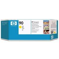 HP 90 Sarı Baskı Kafası+Kafa Temizleyicisi C5057AE / C5057A