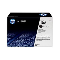 HP 16A 12000 Sayfa Kapasiteli Siyah Toner Q7516A