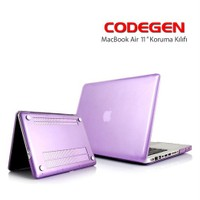 "Codegen 11"" Macbook Air Mor Notebook Kılıfı CMA-116PU"