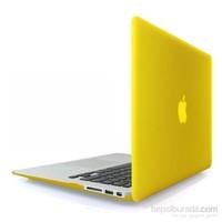 """Apple Macbook Air 11.6"""" Sarı Kılıf CMA-116Y"""