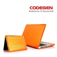 "Codegen 13"" Macbook Air Turuncu Notebook Kılıfı CMA-133O"