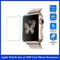 Ti-Mesh Apple Watch İçin 42 Mm Cam Ekran Koruyucu
