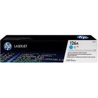 HP 126A 1000 Sayfa Kapasiteli Mavi Toner CE311A