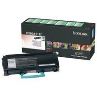 Lexmark E260A11E 3500 Sayfa Kapasiteli Siyah Toner