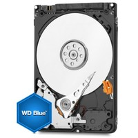 "WD Blue 500GB 5400RPM Sata 3.0 8Mb 2.5"" Notebook Disk (WD5000LPVX)"
