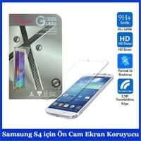 Ti-Mesh Samsung S4 İçin Ön Cam Ekran Koruyucu