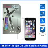 Ti-Mesh Iphone 6/6S İçin Ön Cam Ekran Koruyucu