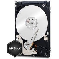 """WD Black 750GB 7200RPM Sata 3.0 16Mb 2,5"""" Notebook Disk (WD7500BPKX)"""