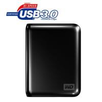 """Western Digital Passport Essential 3.0 500GB 2.5"""" Taşınabilir Disk Siyah (WDBACY5000ABK-EESN)"""