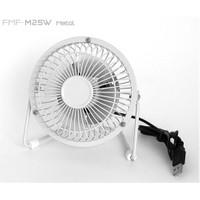 Frisby FMF-M25W Masaüstü Metal USB Beyaz Fan
