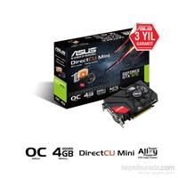 Asus Nvidia GeForce GTX 970 DC 4GB 256Bit GDDR5 (DX12) PCI-E 3.0 Ekran Kartı (GTX970-DCMOC-4GD5)