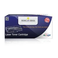 Re/Mat Hp Cb542a Sarı Muadil Toner %100 Yeni