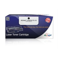 Re/Mat Canon Fx-10 Siyah Muadil Toner %100 Yeni