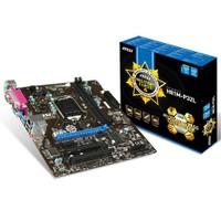 MSI H81M-P32L Intel H81 1600MHz DDR3 LGA1150 mATX Anakart
