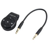 Logilink BT0022 Kablosuz Bluetooth Ses Alıcısı - Siyah
