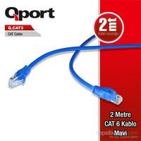 Qport CAT2 PAC 2M Kablo (Q-CAT2)
