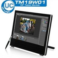 "UC Logic Lapazz TM19W01 19"" VGA/DVI Dokunmatik LCD Grafik Tablet (UCTM19W01)"