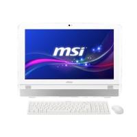 """MSI ADORA 2M-039XTR Intel Core i3 4000M 2.4GHz 4GB 500GB 19.5"""" LED All In One Bilgisayar"""
