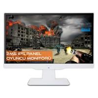 """ViewSonic VX2363Smhl-W 23"""" 2ms (Analog+HDMI+MHL) Full HD IPS Led Monitör"""