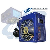 Fsp Bluestorm Pro-500 Real-500W 80 Plus Aktif Pfc 12Cm Fan Power Supply
