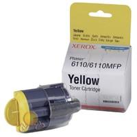 Xerox 106R01204 - Phaser 6110 Sarı Toner
