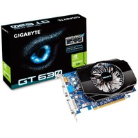 Gigabyte Nvidia GeForce GT 630 2GB 128Bit DDR3 (DX11) PCI-E 2.0 Ekran Kartı (GV-N630-2GI)