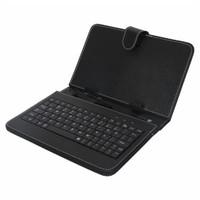 """Codegen CKL-097KL 9,7"""" Micro USB Türkçe Klavyeli Stand Deri Tablet Kılıfı"""