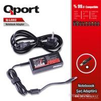 Qport QS-LG02 LG-90W 19V 4.74A 4.8*1.7 LG Notebook Standart Adaptor