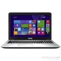 """Asus K555LB-XO189H Intel Core i7 5500U 2.4GHz / 3.0GHz 12GB 1TB 15.6"""" Taşınabilir Bilgisayar"""
