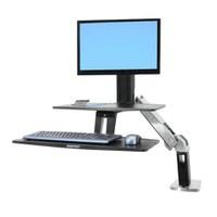 Ergotron WorkFit-A Askılı Ayarlanabilir Monitör ve Keyboard Masa Stant ERG24390026