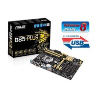 Asus B85-PLUS Intel B85 1600MHz DDR3 LGA1150 ATX Anakart
