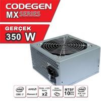 Codegen MX350 350W 12cm Sessiz Fan 3IDE+2SATA Çıkışlı Power Supply