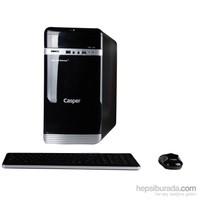 Casper D1L.4590-4T05X Intel 4590 3,30 GHz 4 GB 1 TB Freedos Masaüstü Bilgisayar