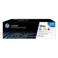 HP 304A 2800 Sayfa Kapasiteli 3 Renk Toner CF372AM